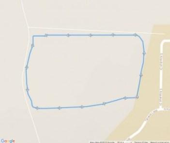 2016 Small Loop Map
