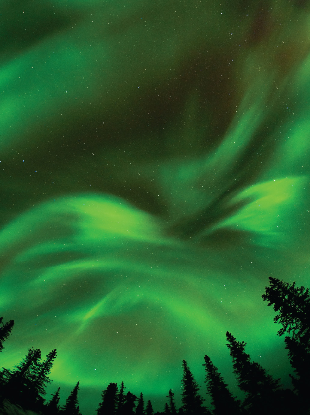 Best Time Go Alaska Northern Lights