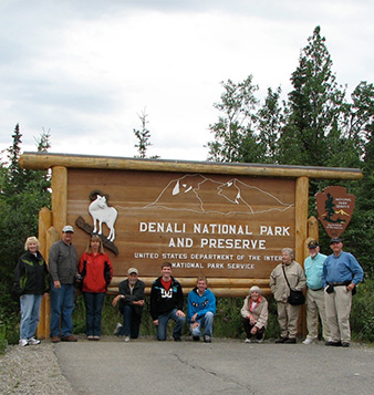 Alaskan Group Tour