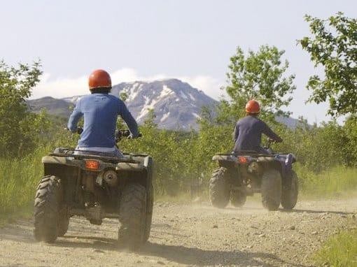 Denali ATV rides