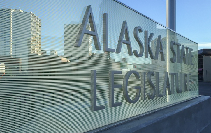 Image result for image of Alaska legislature