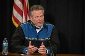 Alaskan Governor Mike Dunleavy tests positive for COVID-19