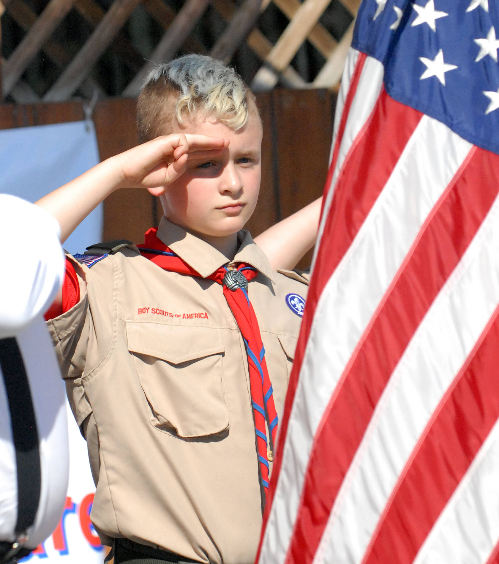 Patriotism On Colorful Display At Eagle River Flag Day