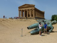 In the Valley of the Temples, Agrigento