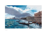 Punta della Dogana from S. Marco by Alastair Houston