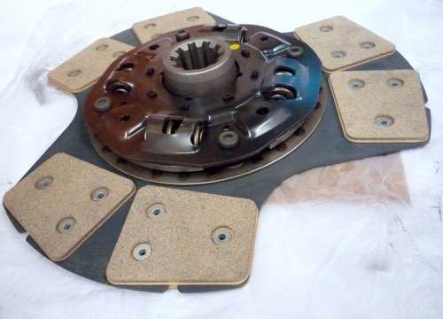 CLUTCH DISC M/FUSO GANJO PS220 15 INCHES