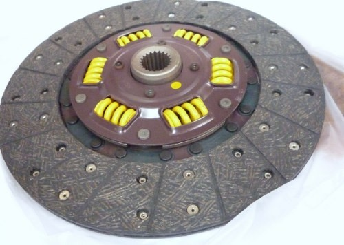 CLUTCH DISC I/ NKR 66