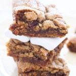 S'more Chocolate Chip Cookie Bars
