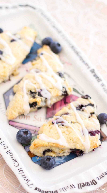 how to make cream scones