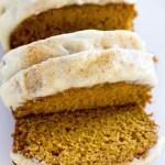 Classic Pumpkin Streusel Bread | A Latte Food