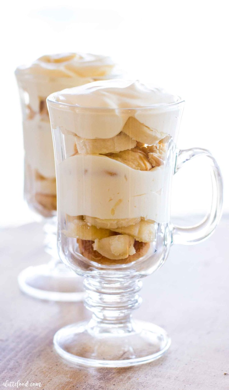 banana pudding recipe layered