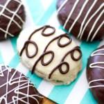 Cookie Dough Easter Egg Truffles