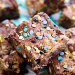 Cake Batter Cookie Brownies