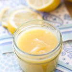 This tart lemon curd is simple to make, but so incredibly tasty! | www.alattefood.com