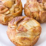 Apple Pie Muffin Twists