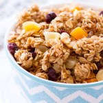 Homemade Tropical Coconut Granola