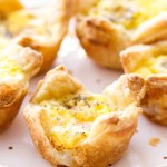 Cheddar and Ham Quiche Cups