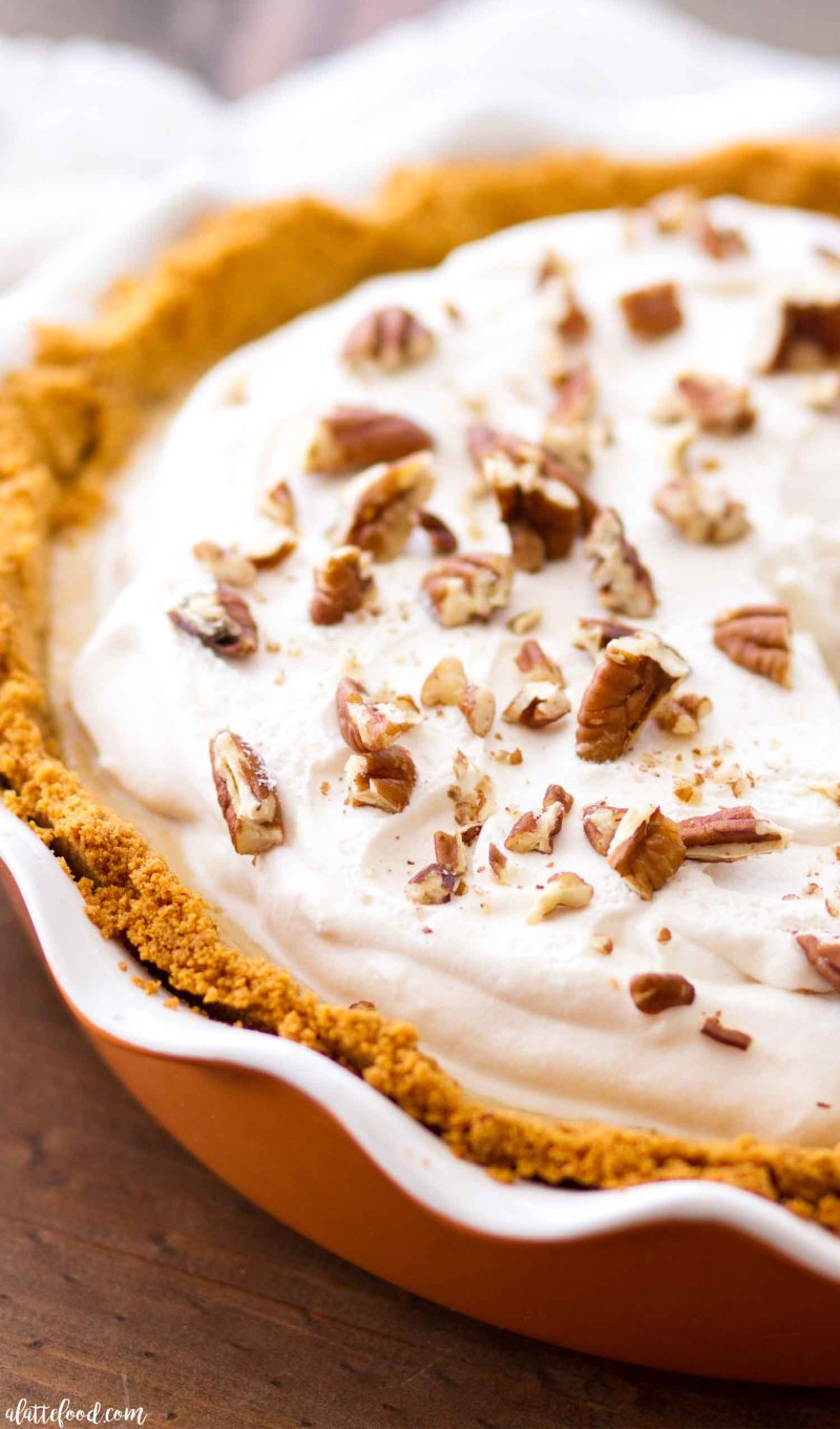 Easy Pecan Caramel Cheesecake Recipe