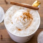 Learn how to make an easy chai latte with almond milk at home!