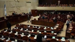 Arab lawmaker puts conditions to join coalition gov't