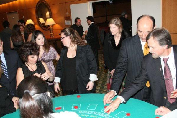 TALL Casino Night 2/27/10 Foto Albüm