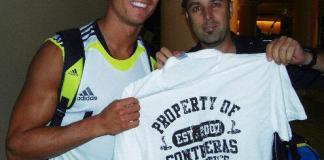 Barbaros Tapan -Los Angeles -Real Madrid Kampi Ronaldo