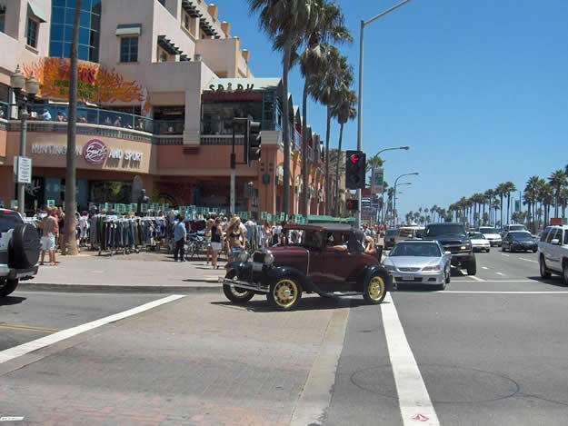 Huntington Beach Sehri