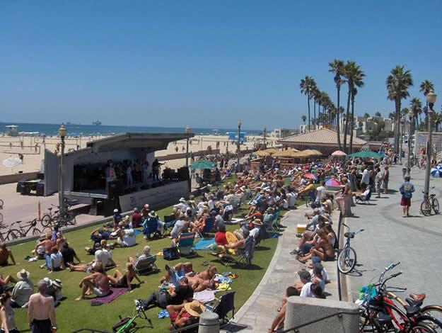 Los Angeles Gezileri – 8 (Huntington Kumsalı)