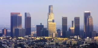 Los Angeles Sehir Merkezi