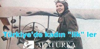Turkiye Kadin Ilkler