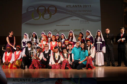 Güney Doğu Amerika Türk dilini alkışladı