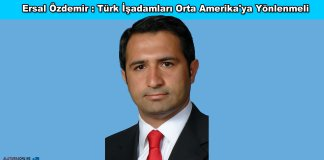 Ersal Ozdemir Turk Amerikali Is Adami