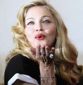 Madonna'nın yeni albümü 2012'de