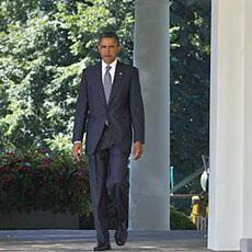 Obama'ya Halk Desteğinde Rekor Düşüş