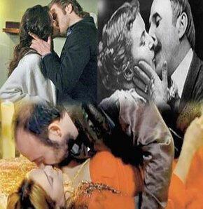 Türk'ün öpüşmeyle imtihanı