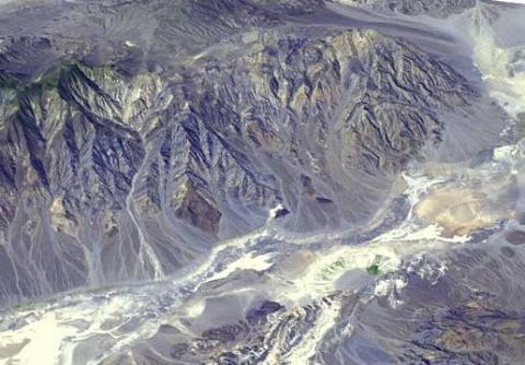 NASA'nın 3D Dünya Haritası Google Earth'e Rakip Oldu