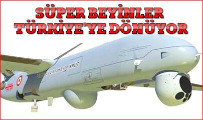 Süper Beyinler Türkiyeye Dönüyor