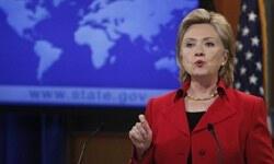"""Clinton'dan Fransa'ya """"soykırım"""" dersi"""