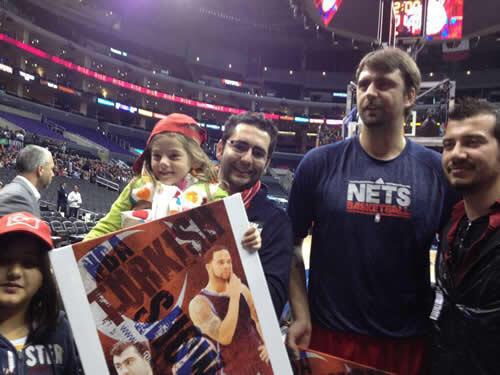 NBA'deki Basketbolculara Baklava Desteği!