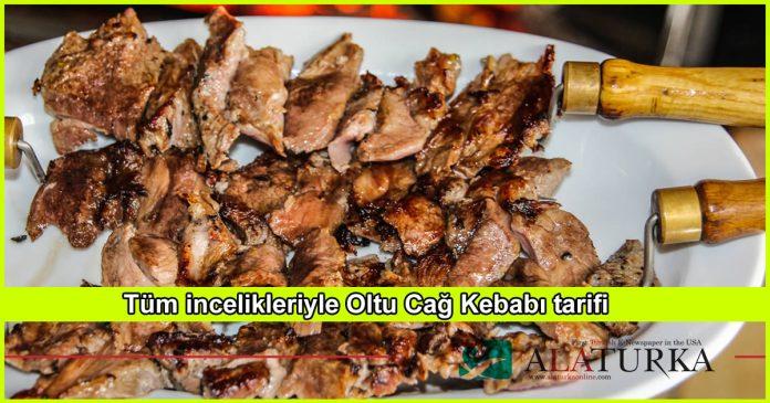 Oltu Cag Kebabi Tarifi