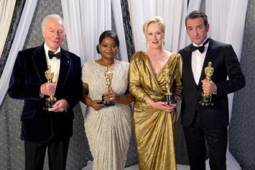 84. Oscar Ödülleri Kazananlar Özel Fotoğraflar