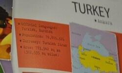 Lonely Planet Türkiye'nin resmi dili Türkçe ve Kürtçe