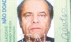 Jack Nicholson Pedro dos Santos