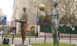 Türk heykeli artık Parisli