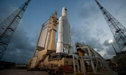 Uzay istasyonuna ikmal roketi