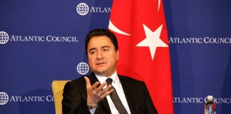 Ali Babacan Atlantic Council