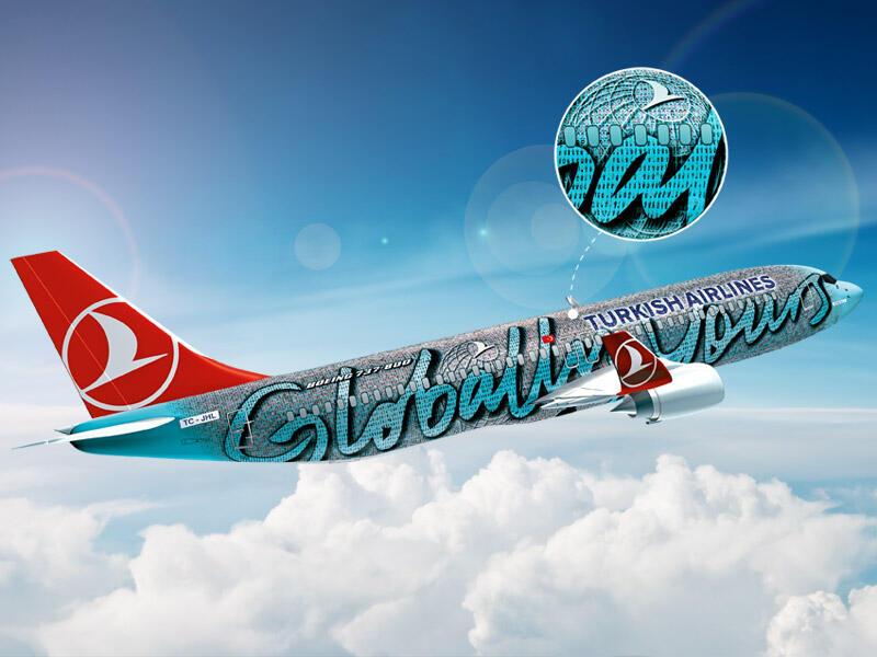 Türk Hava Yolları'nın Amerika'daki 5. Uçuş Noktası Houston