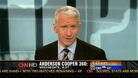 CNN'in en ünlü haber sunucusu Anderson Cooper eşcinsel olduğunu kabul etti