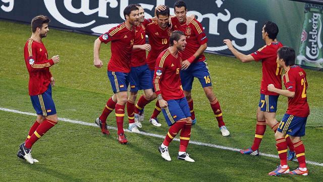 Avrupa Şampiyonu İspanya !
