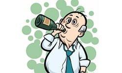 Sarhoş profesörden 23 saatlik sınav